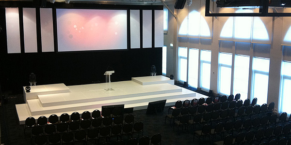 The importance of audio visual (AV) in delivering a successful presentation