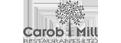 Carob mill